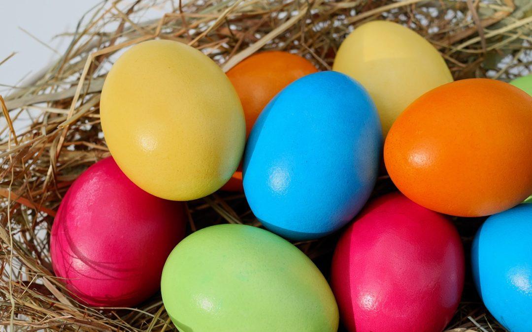 Öppettider vid påsk